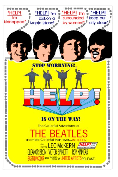 Beatles DVD Page